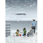 Leigh Lambert - Trouble on the Horizon (Canvas)