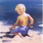 Lin Pattullo - Beach Boy