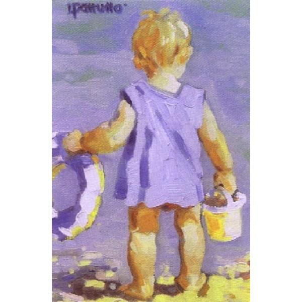 Lin Pattullo - Beach Girl