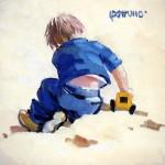 Lin Pattullo - Boy in Blue
