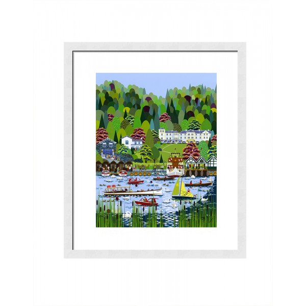 Linda Mellin - Bowness-on-Windermere (Small)