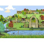 Linda Mellin - Bolton Abbey - Small