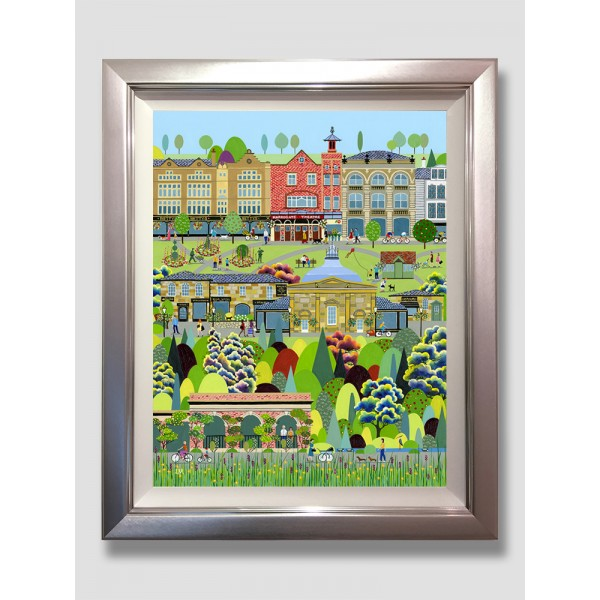 Linda Mellin - Harrogate (Theatre & Royal Pump Room) - Embellished