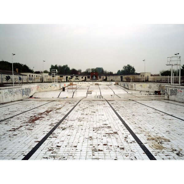 Marc Wilson - Abandoned. Lido, West London