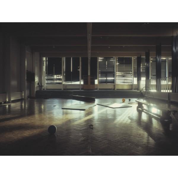 Marc Wilson - Abandoned. School gym, Sheffield