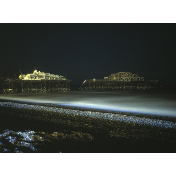 Marc Wilson - Abandoned. West Pier, Brighton