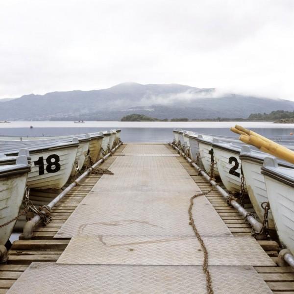 Marc Wilson - Boats. Trawsfynnd, Wales
