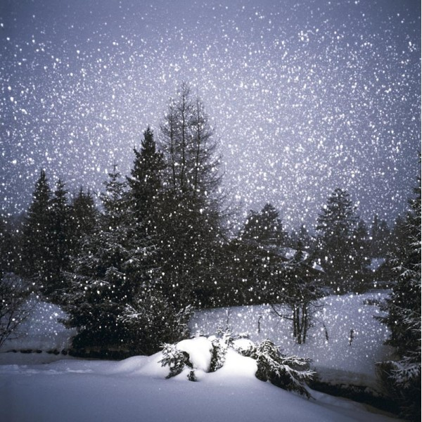 Marc Wilson - Snow at Night