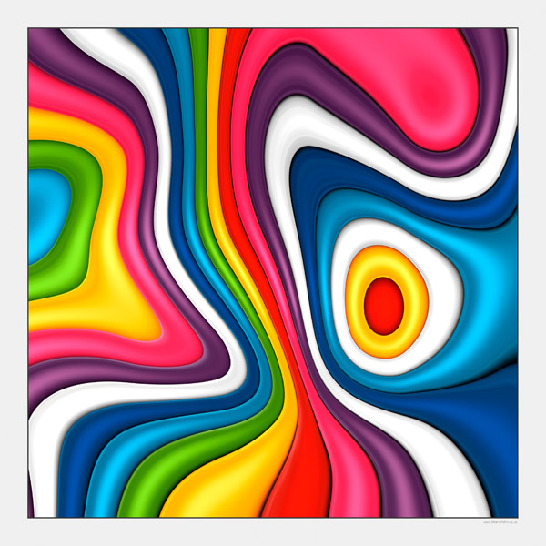Mark Allin - Distorted Lines