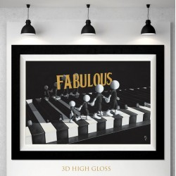 Mark Grieves - Fabulous New Limited Edition - Available Now