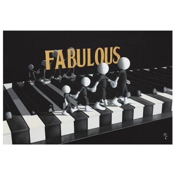 Mark Grieves - Fabulous (Paper)