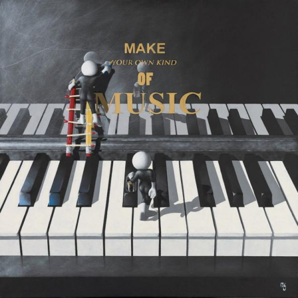 Mark Grieves - Make your own Music