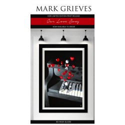 Mark Grieves - Our Love Song - New Limited Edition Release