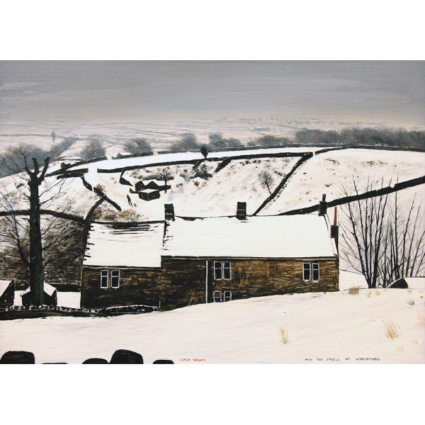 Peter Brook RBA - And the Smell of Woodsmoke