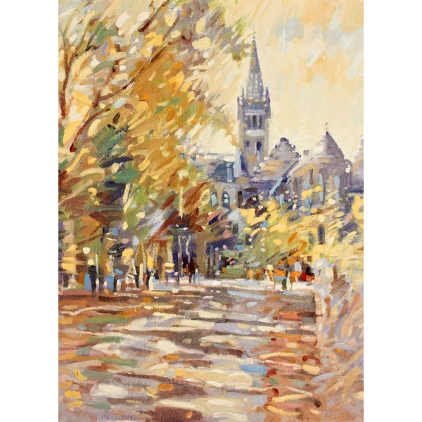 Peter Foyle - University Colours (Small)