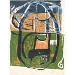 Peter Lanyon - Cane Chair