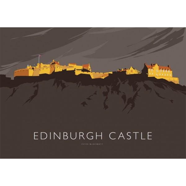 Peter McDermott - Edinburgh Castle (Large)