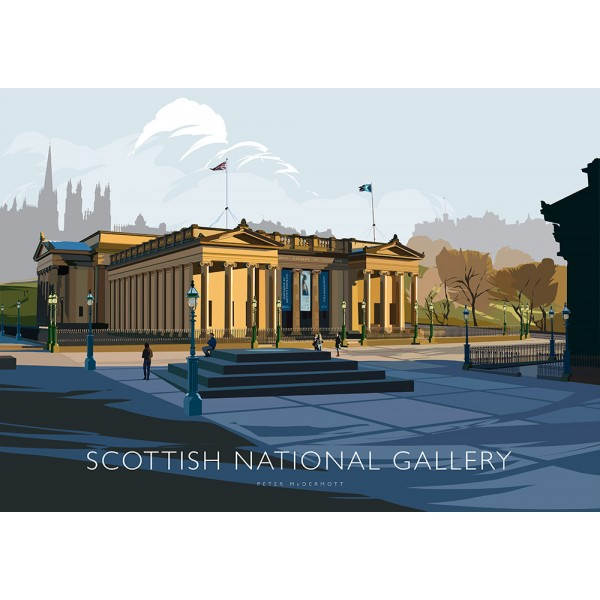 Peter McDermott - Scottish National Gallery (Large)