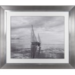 Ray Krantz - Soft Breeze Framed Print