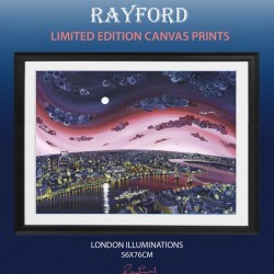 New Signed Limited Edition Prints from Rayford
