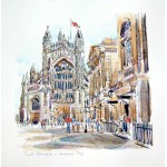 Richard Briggs - Bath Abbey