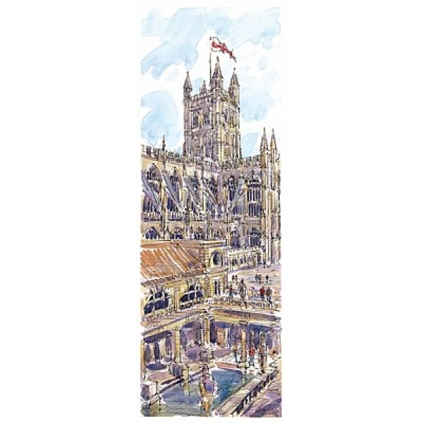 Richard Briggs - Bath, Abbey 2