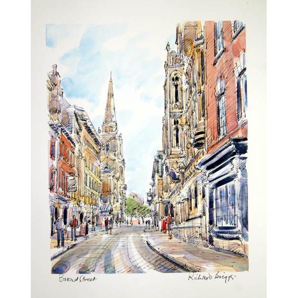 Richard Briggs - Broad Street Bristol