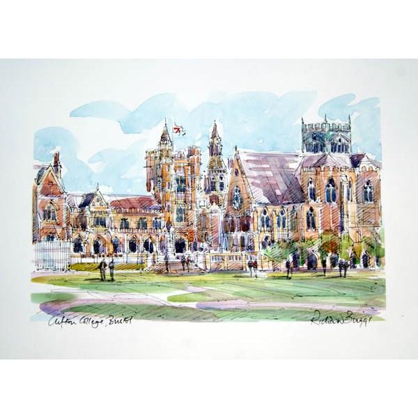 Richard Briggs - Clifton College I
