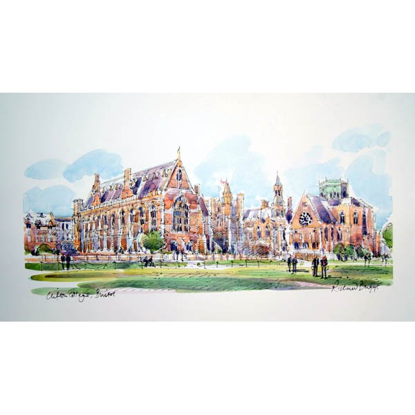 Richard Briggs - Clifton College II