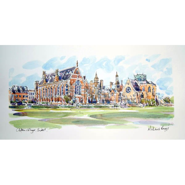 Richard Briggs - Clifton College III