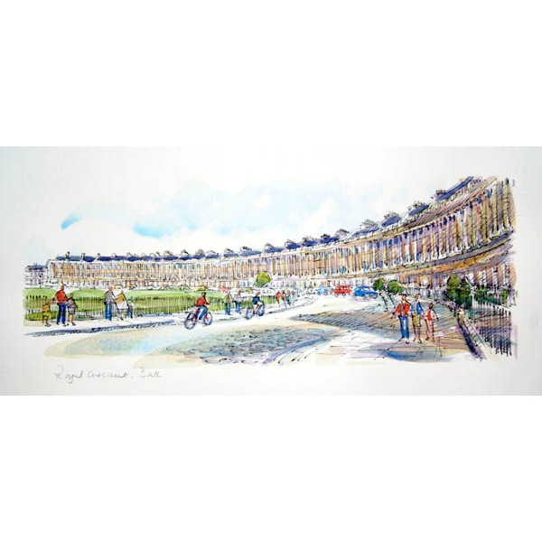 Richard Briggs - Royal Crescent Bath