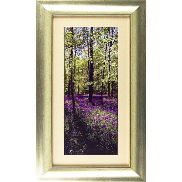 Rory Gullan - Lavender Fields II Framed Print