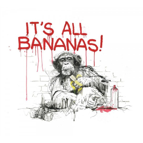 Scott Tetlow - It's All Bananas!