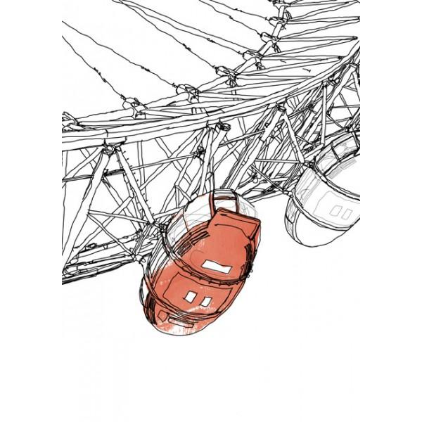 Simon Harmer - The London Eye