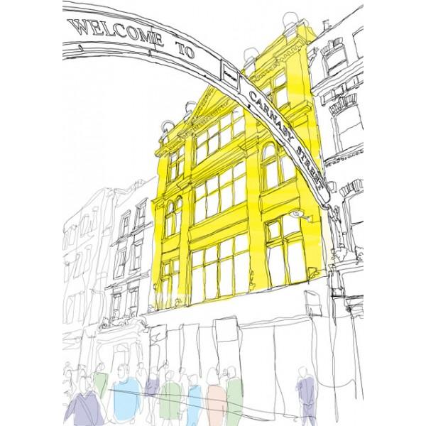 Simon Harmer - Carnaby Street
