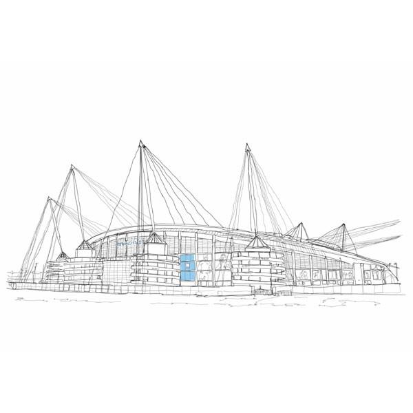 Simon Harmer - Etihad Stadium, Manchester