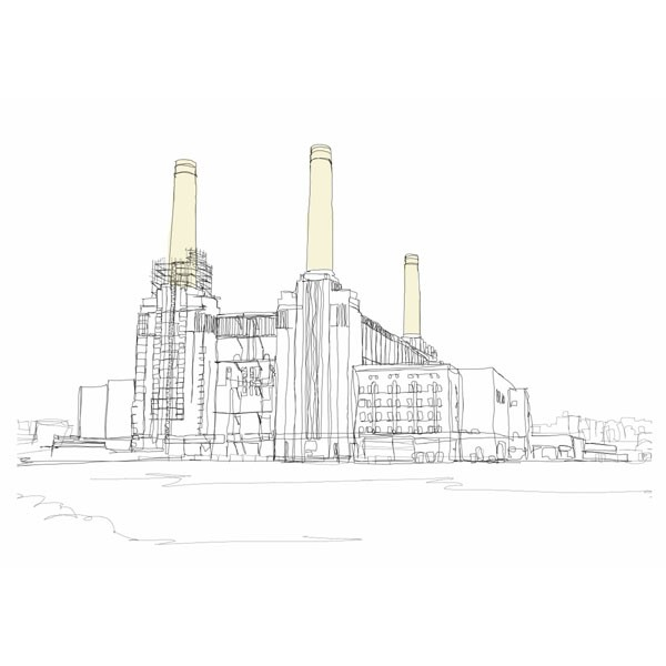 Simon Harmer - Battersea Power Station