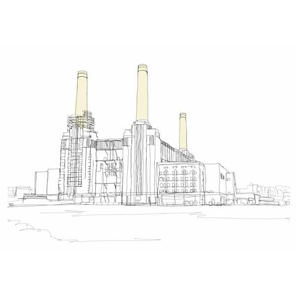 Simon Harmer - Battersea Power Station