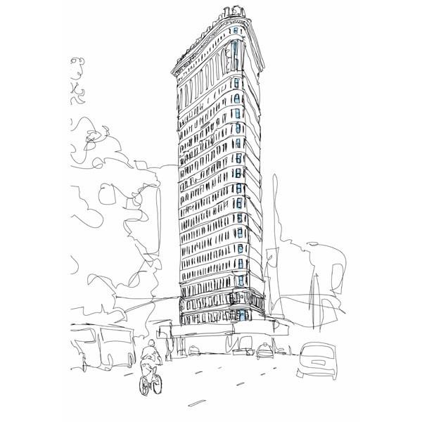 Simon Harmer - Flatiron Building