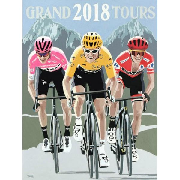 Simon Taylor - Grand Tours 2018