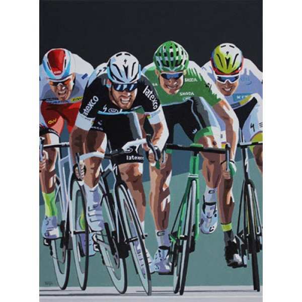 Simon Taylor - Cavendish Sprint