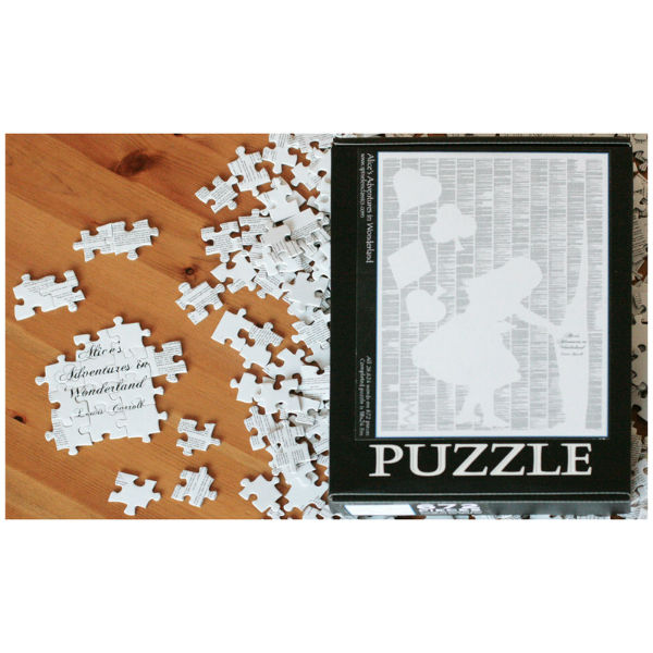Alice's Adventures in Wonderland Jigsaw puzzle