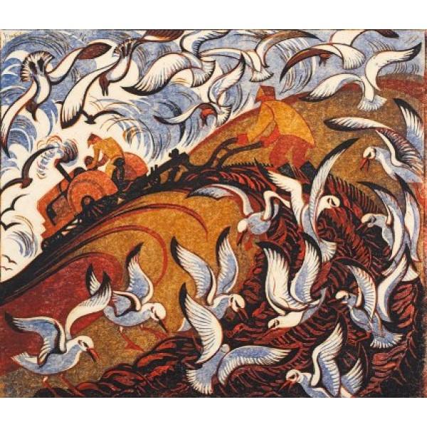 Sybil Andrews - Wings
