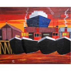 New Artist Tony Huggins-Haig Joins Union Art!