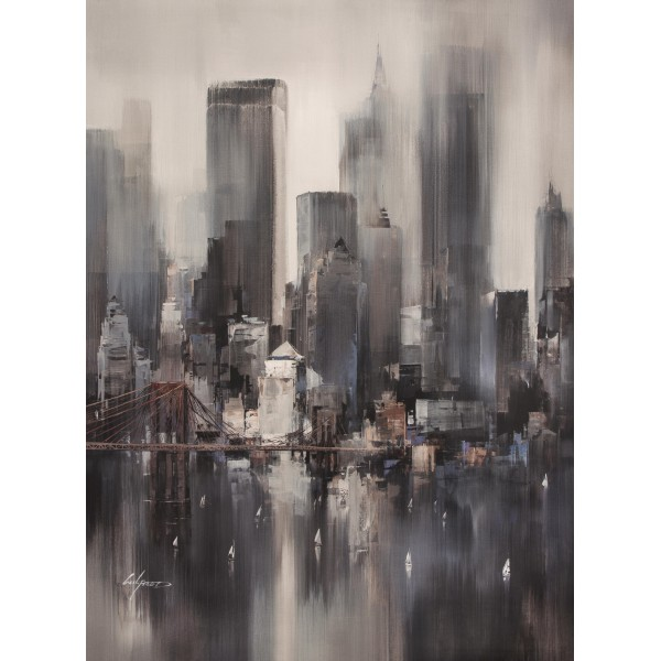 Wilfred Lang - New York Heights