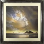 William Vanscoy - Only One More Chance Framed Print